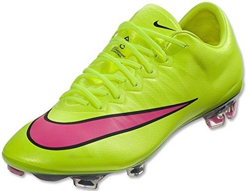 Nike Performance Mercurial Vapor X FG Fußballschuh Kinder 651620 760 gr 38.5