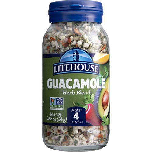 Litehouse Freeze Dried Guacamole Herb Blend, 0.85 Ounce