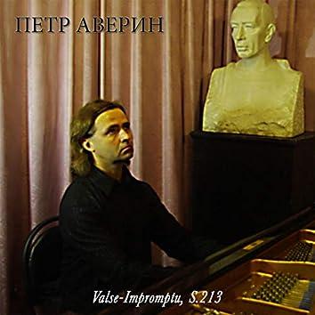 Valse-Impromptu, S.213
