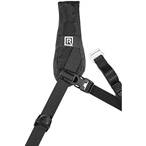 BlackRapid Curve Breathe, Original Camera Sling Design, with Extra FR-5, Strap for DSLR, SLR and Mirrorless Cameras