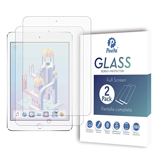 Pevita Protector de Pantalla compatible con iPad Mini 4 7.9'' [2 Packs]...