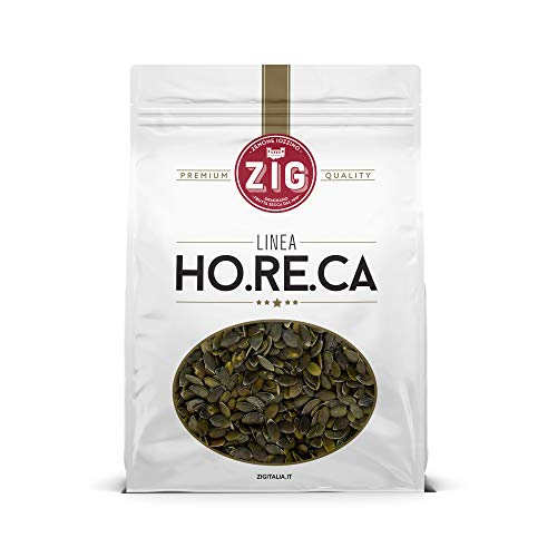 ZIG - HORECA - Semi di Zucca sgusciati prima scelta 1 Kg