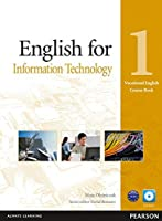 English for IT: Level 1 Coursebook with CD-ROM (Vocational English Series)