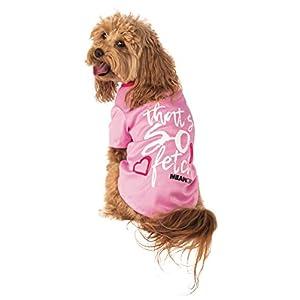 Rubie's Mean Girls So Fetch Pet Costume Tee