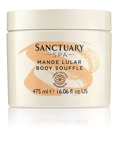 Sanctuary Mande Lular spa Body Souffle, 475ml
