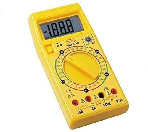 Mastech M3900 New Digital Multimeter Large Display