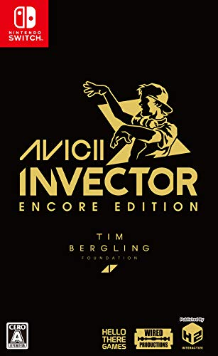 AVICII Invector: Encore Edition – Switch(【初回封入特典】Aviciiフォトカードセット 封入)