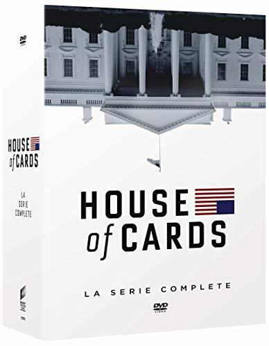 House Of Cards - Temporadas 1-6 [DVD]