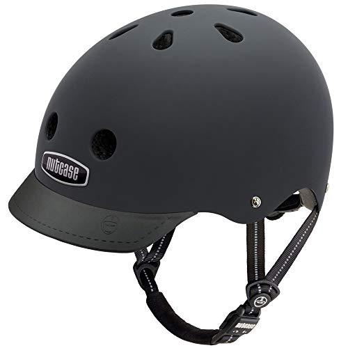 Nutcase Wavelenght Street MIPS Helmet Blackish Kopfumfang S | 52-56cm 2019 Fahrradhelm