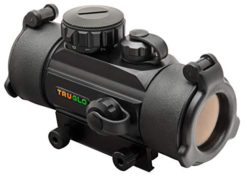 TRUGLO Crossbow Red Dot Sight 30mm 3-Dot Black
