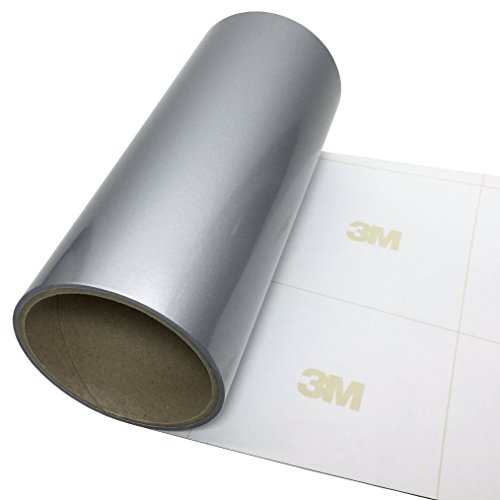 3M™スコッチカルJシリーズ カッティング用シート 200mm×2m 【銀】シルバーメタリック