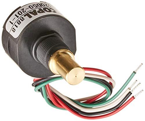 エンコーダ RES20D-50-201-1 光学式、矩形波、50 P/R、5V、クリック無 販売単位1個