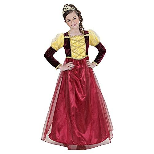 Widmann MEDIEVAL PRINCESS 128cm (dress tiara)