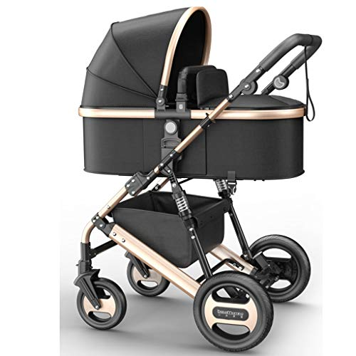 Best Prices! TXTC Baby Carriage for Newborn and Toddler,Convertible Stroller Compact Single Baby C...