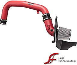 R&L Racing AF Dynamic Red AF Daynamic Cold Air Filter Intake Kit for 2013-2016 Ford Focus ST 2.0L 2.0 Turbo