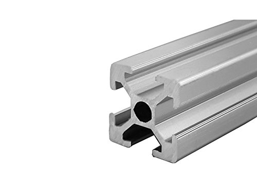 Stand Tools 20 Series, 20 mm x 20 mm T-Slot Aluminum Extrusion x 700 mm Pack of 4