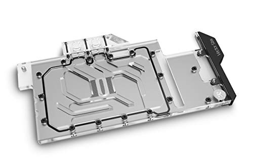 EK Water Blocks EK-Quantum Vector Strix RTX 3070 D-RGB - Níquel + Acrílico