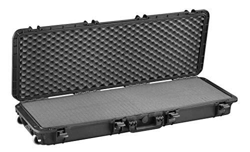 MAX MAX1100S.079 Caso di Trasporto, Nero, 1100 x 370 x H140 mm