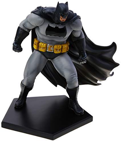 Arkham Batman Dark Knight DLC Series - 1/10 Art Scale Iron Studios Preto