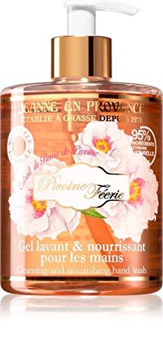 JEANNE EN PROVENCE Gel Lavant Mains Pivoine 500 ml