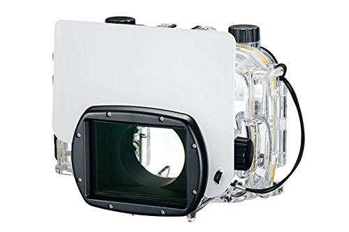 Canon WP-DC56 Transparent - Kamerataschen/-Koffer (Canon, PowerShot G1 X Mark III, Transparent)