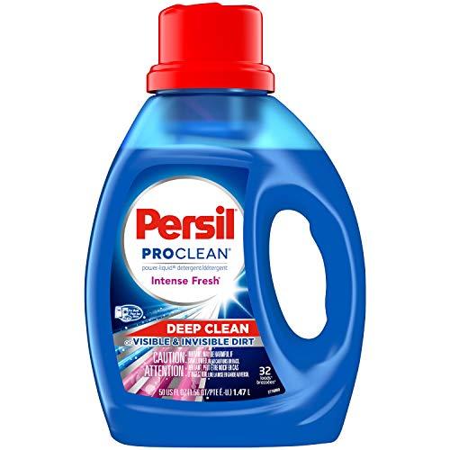 Persil ProClean Power-Liquid Laundry Detergent, Intense Fresh, 50 Fluid Ounces, 32 Loads