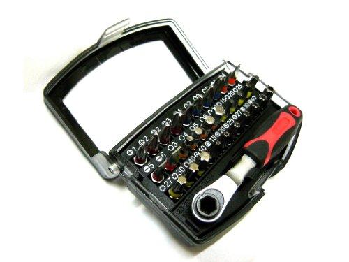 PORTA - SCATOLA PER INSERTI - 30 inserti colorati secondo il tipo di utilizzo, un porta inserti...