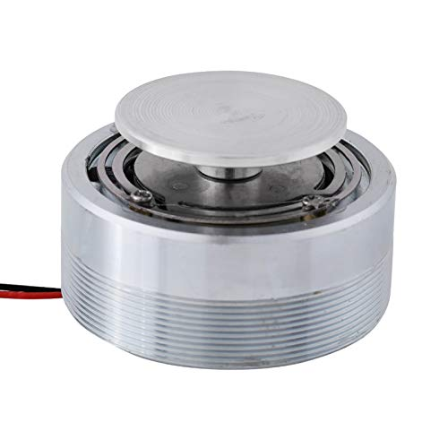 2 Zoll elektrodynamische Rundform-Vibrationslautsprecher Lautsprecher 8 Zoll Bass-Effekt für Computer(4Ω 25W)