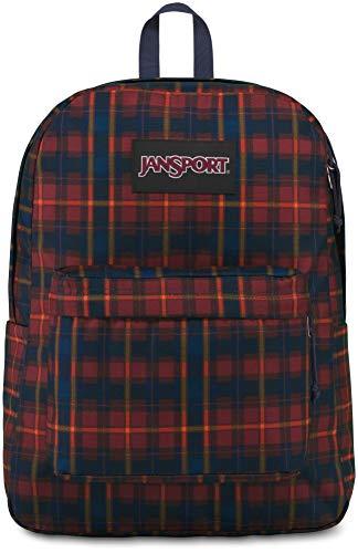 JanSport Black Label Superbreak Backpack - Neo Plaid