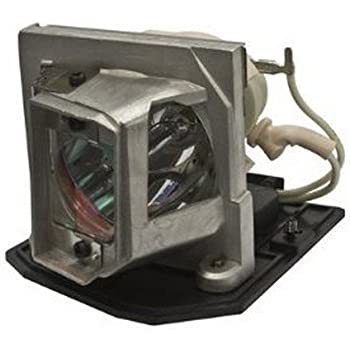Projector Lamp Assembly with Genuine Original Osram P-VIP Bulb inside. TX775 Optoma Projector Lamp Replacement