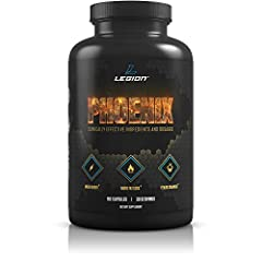 """LOSE WEIGHT & """"STUBBORN"""" FAT FASTER - This 100% natural fat burner speeds up your metabolism and amplifies the power of your body's fat-burning chemicals so you burn more calories and lose more fat. It also helps you lose the """"stubborn"""" fat in the be..."""