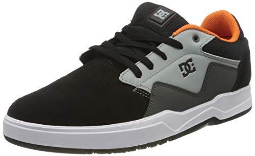 DC Shoes Barksdale, Zapatillas de Skateboard Hombre, Negro (Black/Grey/Grey Xkss), 40 EU