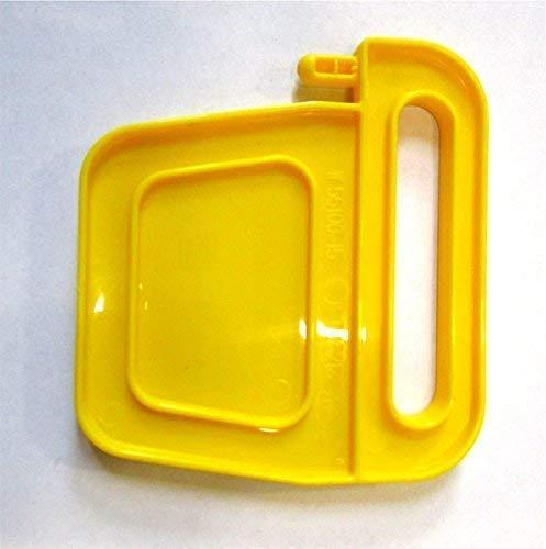 BIG Waterplay Schleusentor klein mit Nase / Haken gelb Original Ersatzteil