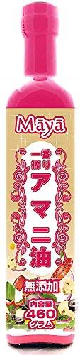 SHAPE FOODS 一番搾り アマニ油 460グラム 無添加 未精製 コールドプレス 非遺伝子組換 カナダ産 Fla×seedOil 亜麻仁油 1本