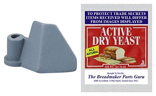 West Bend Bread Maker Machine Kneading Blade Paddle 41200 41200CF ;from#breadmachinepartfinder