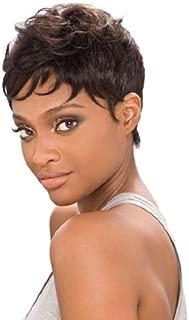 Inditara 27pcs 100% Human Hair #1B