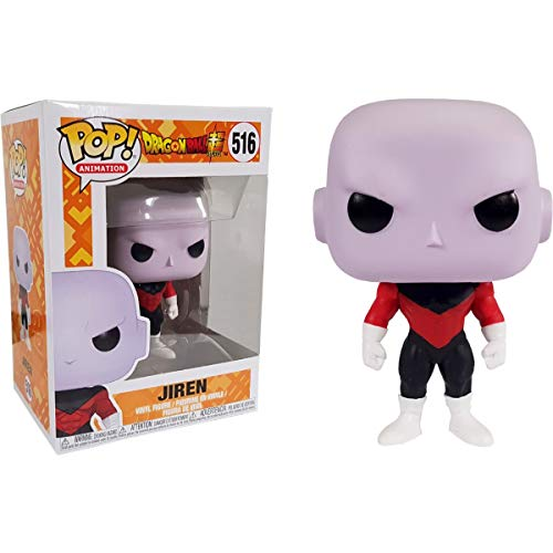 Pop 516 Jiren Dragon Ball, Funko, Multicor, Pequeno