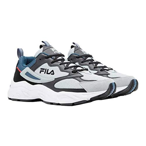Fila Men's Recollector Sneaker Shoe (Numeric_10_Point_5)