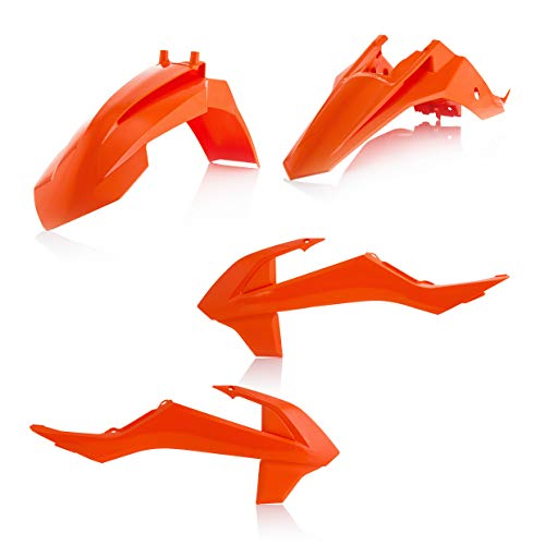 Kit plastiques KTM SX 65 2019 Orange 2 16