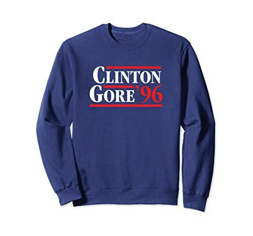 Clinton Gore 96 Retro Campaign Sweater