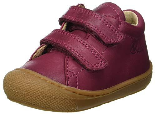 Naturino Baby Mädchen Cocoon VL Sneaker, Rot (Orchidea 0l01), 22 EU