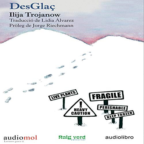 Couverture de Desglac [Thaw] (Audiolibro en catalán)