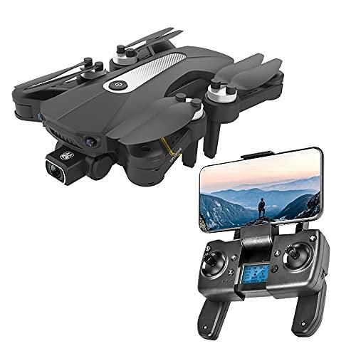 K80 PRO - Drone GPS 5G 8K Dual HD Cámara profesional de fotografía aérea sin escobillas Motor plegable Quadcopter, posicionamiento de flujo óptico GPS, control remoto de carga USB