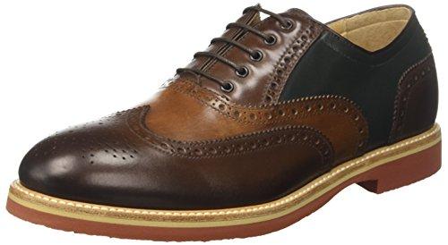 Nero Giardini Batis 46, Sneaker Uomo, Marrone, 40 EU