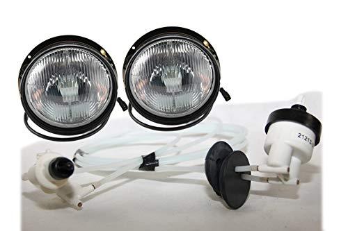2 X Niva Scheinwerfer H4 & Leuchtweitenregulierung - 4x4 Taiga