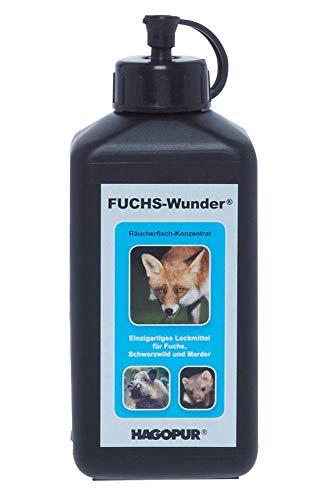 Hagopur Fuchs-Wunder® Lockmittel für Fuchs, Raubwild und Schwarzwild