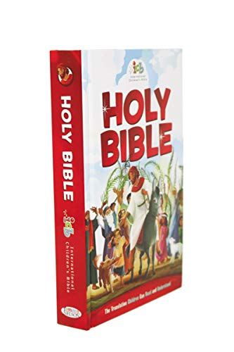 Compare Textbook Prices for ICB, Children's Holy Bible, Multicolor, Hardcover: Big Red Cover  ISBN 9780718039721 by Thomas Nelson
