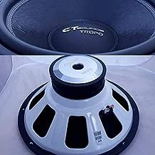 CT Sounds Tropo 18 Inch Car Audio Subwoofer 600w RMS Dual 2 Ohm