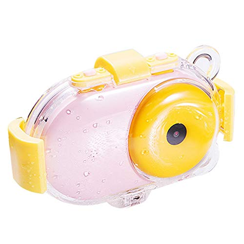 Digitalkamera, wasserdicht und Anti-Shake-1080P Digitalkamera mit Objektiv-Kit, Kinder Kamera Kinder HD-Digitalkamera-Doppelobjektiv-Wasserdichten Kamera-Kind-pädagogisches Spielzeug Kamera Spielzeug