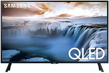 """SAMSUNG QN32Q50RAFXZA Flat 32"""" QLED 4K 32Q50 Series Smart TV"""